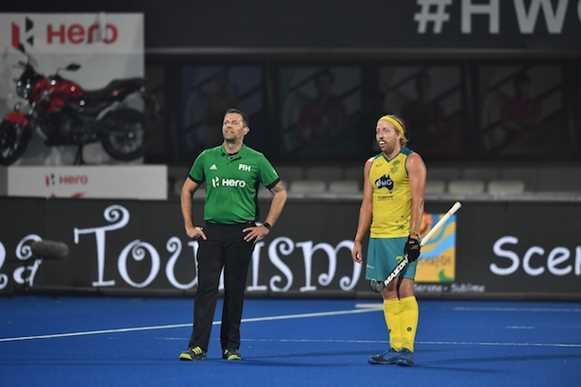 Amendments to FIH Rules of Hockey to come into force on 1