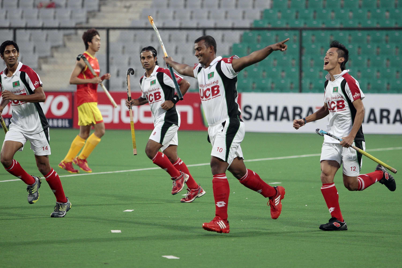 Bangladesh Stun China To Produce Massive World League Upset Fih