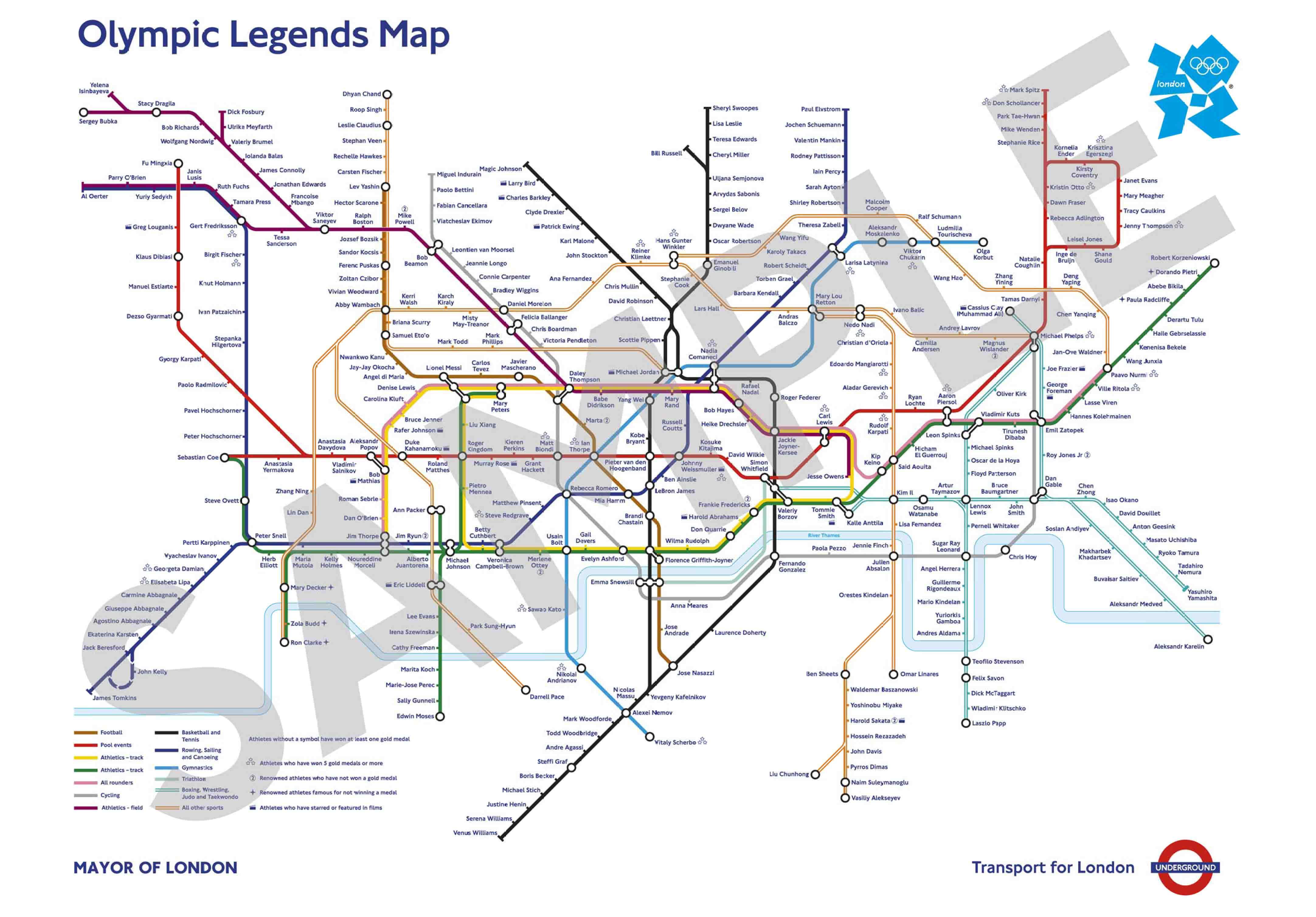 london tube stops re named for olympic stars fih