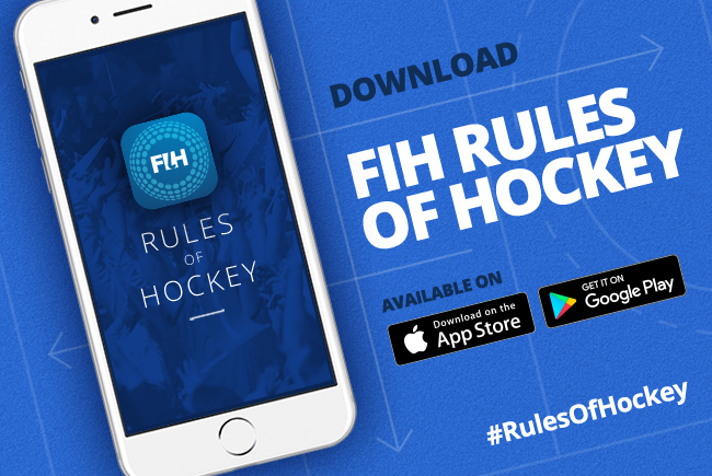 Image result for fih rules of hockey